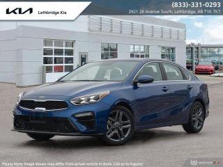 New 2021 Kia Forte EX+ for sale in Lethbridge, AB