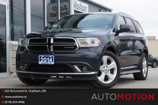 Used 2014 Dodge Durango SXT AWD for sale in Chatham, ON