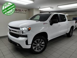 New 2021 Chevrolet Silverado 1500 RST LEATHER SEATS | DURAMAX DIESEL for sale in Burlington, ON