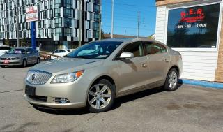Used 2011 Buick LaCrosse CXL for sale in Oshawa, ON