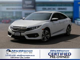 Used 2018 Honda Civic EX-T for sale in London, ON