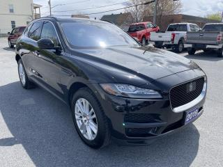 Used 2019 Jaguar F-PACE 20d Prestige for sale in Cornwall, ON