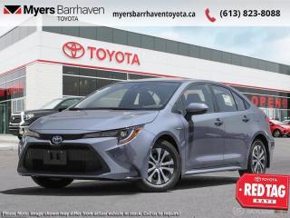 New 2021 Toyota Corolla Hybrid CVT  -  Heated Seats - $168 B/W for sale in Ottawa, ON