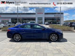 Used 2017 Acura TLX Elite  - Navgiation -  Sunroof - $165 B/W for sale in Ottawa, ON
