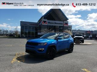 New 2021 Jeep Compass Altitude  - Navigation -  Leather Seats - $220 B/W for sale in Ottawa, ON