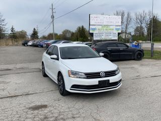 Used 2016 Volkswagen Jetta TSi for sale in Komoka, ON