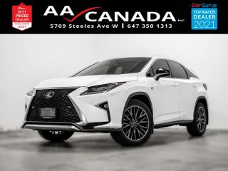 Used 2018 Lexus RX rx 350 for sale in North York, ON