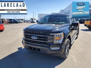 New 2021 Ford F-150 Lariat  - Leather Seats -  Cooled Seats - $431 B/W for sale in Prince Albert, SK