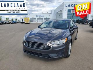 Used 2019 Ford Fusion SE  -  SiriusXM - $134 B/W for sale in Prince Albert, SK