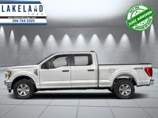 New 2021 Ford F-150 XLT  - Aluminum Wheels - $362 B/W for sale in Prince Albert, SK