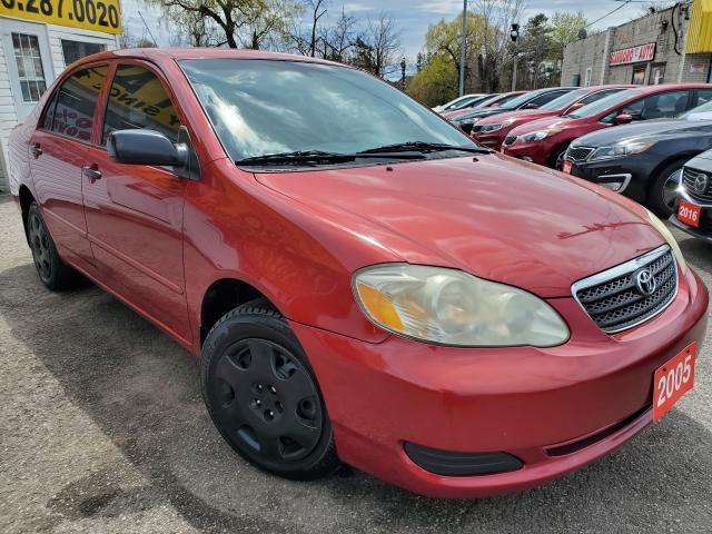 2005 Toyota Corolla CE/AUTO/AIR/POWER MIRRORS/NO RUST/CLEAN CAR FAX