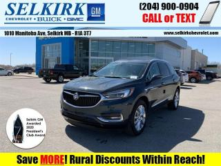 New 2021 Buick Enclave Premium  - Sunroof - Navigation for sale in Selkirk, MB