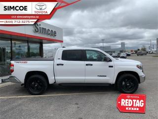 New 2021 Toyota Tundra SR5 TRD Off-Road  - Sunroof for sale in Simcoe, ON