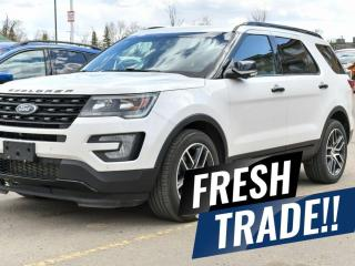 Used 2017 Ford Explorer SPORT for sale in Red Deer, AB