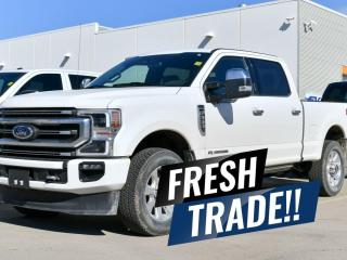 Used 2020 Ford F-350 Super Duty SRW PLATINUM for sale in Red Deer, AB