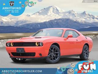 New 2021 Dodge Challenger SXT  - Plus Package - $284 B/W for sale in Abbotsford, BC