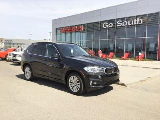 Used 2015 BMW X5 xDRIVE35i, M SPORT, LEATHER, NAVIGATION for sale in Edmonton, AB