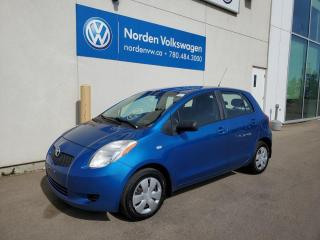 Used 2007 Toyota Yaris LE AUTO for sale in Edmonton, AB