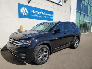 Used 2018 Volkswagen Atlas EXECLINE R LINE - BENCH SEATS / VW CERTIFIED for sale in Edmonton, AB