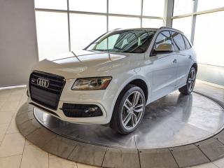 Used 2015 Audi Q5 3.0T Technik for sale in Edmonton, AB