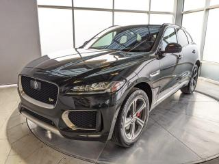 Used 2017 Jaguar F-PACE S for sale in Edmonton, AB