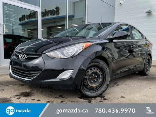 Used 2012 Hyundai Elantra GLS - BLUETOOTH, SUNROOF, ALLOYS, POWER OPTIONS, GREAT FIRST VEHICLE for sale in Edmonton, AB