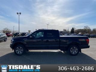 Used 2018 Ford F-150 Lariat  - Leather Seats -  Cooled Seats for sale in Kindersley, SK