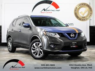 Used 2014 Nissan Rogue SV AWD/Panoramic Sunroof/Push Button Start/Leather for sale in Vaughan, ON