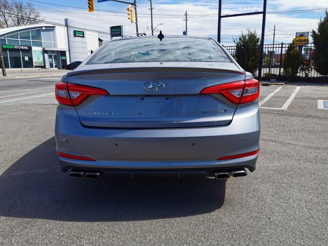 2015 Hyundai Sonata 2.0T ULTIMATE Photo5