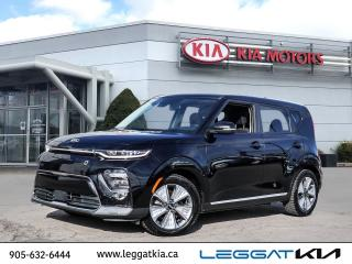 Used 2020 Kia Soul EV EV Premium/Up to 245KMs Range/UVO Intelligent/Blind Spot/Navigation/Heated Seats/Camera/Android Auto for sale in Burlington, ON