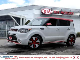 Used 2016 Kia Soul SX/Special Edition/Leather/Camera/Push Start/Heated Seats for sale in Burlington, ON