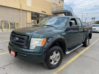 Used 2010 Ford F-150 XLT, 4X4, 4 Door, 6 Pass, 3/Y Warranty Available for sale in Toronto, ON