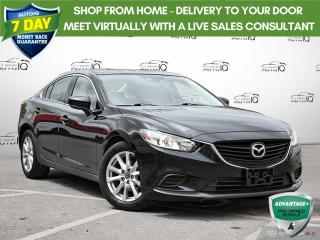 Used 2017 Mazda MAZDA6 GS Leather | Sunroof | Navigation for sale in Oakville, ON