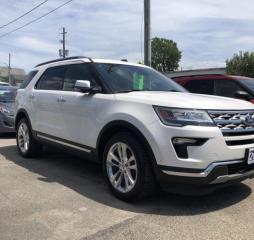 Used 2019 Ford Explorer LIMITED for sale in Brockville, ON