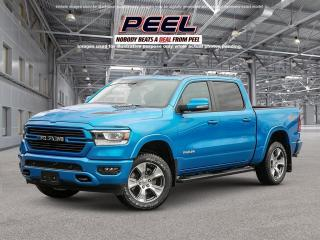 New 2021 RAM 1500 Laramie for sale in Mississauga, ON