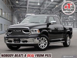 Used 2018 RAM 1500 Longhorn for sale in Mississauga, ON