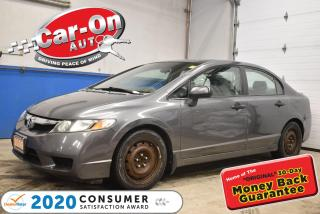 Used 2009 Honda Civic GREAT VALUE! for sale in Ottawa, ON