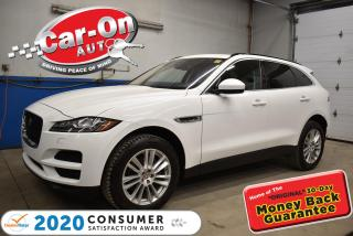 Used 2018 Jaguar F-PACE 25T Prestige NAVIGATION | PREMIUM AUDIO | VISION PACK for sale in Ottawa, ON