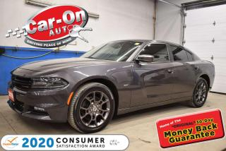 Used 2018 Dodge Charger GT AWD 300HP | SUNROOF | ALPINE AUDIO | 19'' WHEELS | for sale in Ottawa, ON