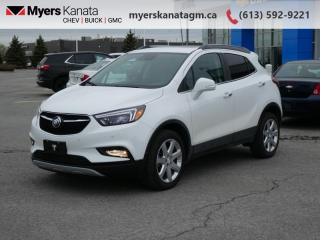 Used 2018 Buick Encore Premium AWD LEATHER SUNROOF for sale in Kanata, ON