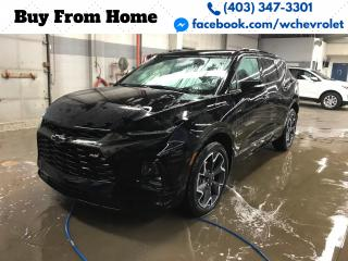 Used 2019 Chevrolet Blazer RS for sale in Red Deer, AB
