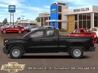 Used 2019 Chevrolet Silverado 1500 Custom Trail Boss for sale in St Catharines, ON