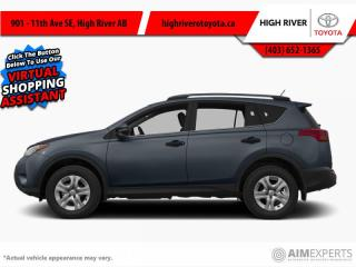 Used 2013 Toyota RAV4 LE  - Bluetooth for sale in High River, AB