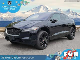 Used 2019 Jaguar I-PACE 35T R-SPORT  - $549 B/W - Low Mileage for sale in Abbotsford, BC