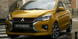 New 2021 Mitsubishi Mirage ES for sale in North Bay, ON