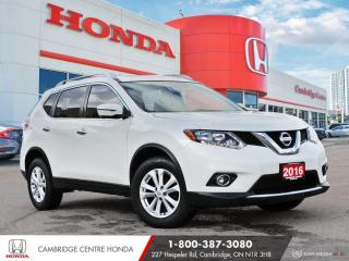 Used 2016 Nissan Rogue for sale in Cambridge, ON
