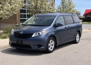 Used 2013 Toyota Sienna for sale in Brampton, ON