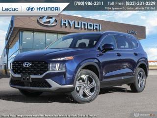 New 2021 Hyundai Santa Fe ESSENTIAL for sale in Leduc, AB
