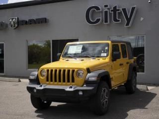 New 2021 Jeep Wrangler #196 for sale in Medicine Hat, AB