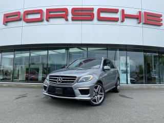 Used 2012 Mercedes-Benz ML63 AMG for sale in Langley City, BC